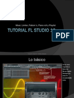 Tutorial FL Studio 10 - El Ritmo Abosoluto