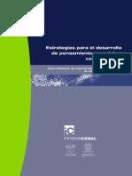 Estrategias Para El Desarrollo de Pensamiento Complejo y Competencias