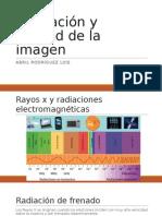 Formación y calidad de la imagen radiografica