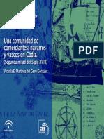 Navarros Vascos en Cadiz