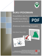 253241393 Buku Pedoman Klb Epid Penyakit 2011