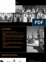 Estilo Aleijadinho