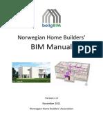 Norwegian Home Builders Association - BIM-manual