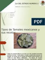 Tipos de Tamales