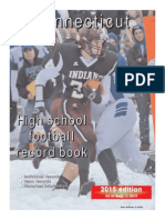2015 Connecticut High School Football Record Book