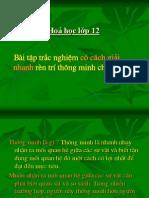 - Trac Nghiem Ren Tri Thong Minh