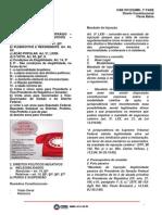 Cers - Oab Primeira Fase - Xvi Exame - Direito Constitucional - Aula 03 - Flavia Bahia