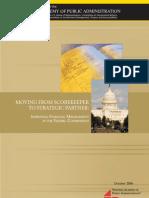 Financial Management Report