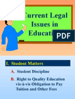 Current Legal Issues in Educationnat 1234325848637815 2