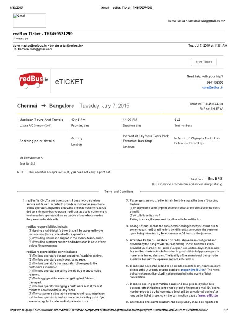 Redbus Ticket Print Event Proposal Samples 1503860550 Redbus Ticket  Printhtml