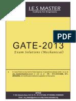 Gate Mechanical 2013