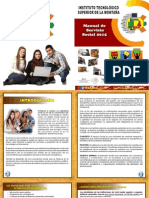 Manual Servicio Social 2015