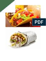 Tacos y Burritos