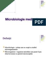 Microbiologie Curs 1 V