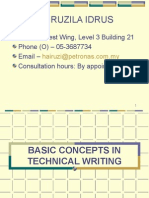 Lec 1-Technical Writing