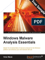 Windows Malware Analysis Essentials - Sample Chapter