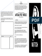 Playbook - The Witch