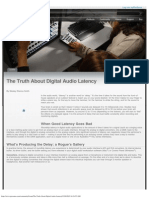 PreSonus _ Learn the Truth About Digital Audio Latency
