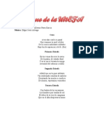 Himno de la UNEFA