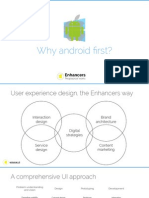 Why android first