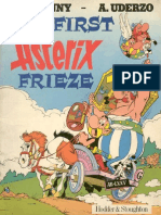 Asterix the First Frieze