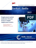 Job Market India 2015 | an essential report