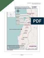 Instalaciones de salud afectadas por el terremoto del 27 de febrero del 2010 en Chile. Actualización 28 de febrero del 2010
