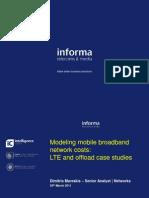LTE Offloading