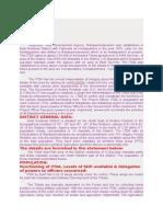 Overview of ITDA Rampachodavaram