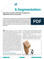 PCI-DSS Network Segmentation
