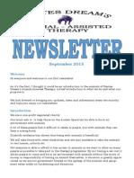 DDAAT Newsletter September 2015