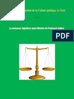 La puissance législative du parlement haïtien