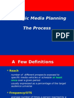 Media Planning Process