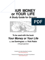Your Money or Your Life-Study Guide