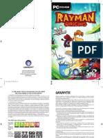 Manual rayman origines et 2