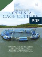 Open Sea Cage Culture