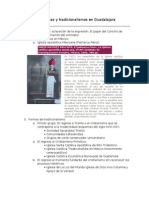 Creencias Religiosas y Tradicionalismos en Guadalajara