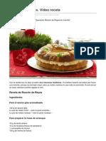 webosfritos.es-Roscón de Reyes Vídeo receta