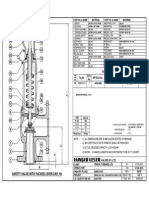 Full flow relief valve