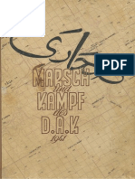 Generalkommando des Deutschen Afrikakorps - Marsch und Kampf des DAK - Band 1 - 1941 (de-IT, 1943)