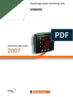 Catalog ION 6200 - Schneider