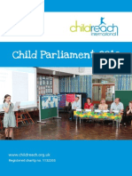 Child Parliament 2015 Report