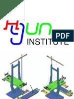 HaGun Institute at Stay Bridge