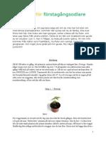 Guide för förstagångsodlare