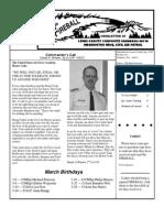 Fire Mountain Squadron - March 2006
