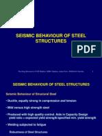 Seismic Behaviour of Steel Structures