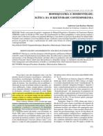 Biopsiquiatria e Bioidentidade