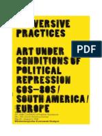 Subversive Practices