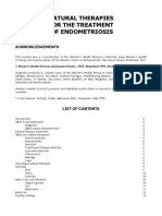 Natural Therapies Endometriosis
