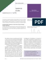 ÍBER 80 Desarrollo de La Competencia Digital en Ciencias Sociales Experiencias en 3.º de ESO